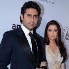 Aishwarya and Abhishek at amfAR India