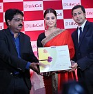 Aishwarya Rai Launch the Stem Cell Bank