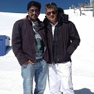 Ajith 54th Movie Shooting Spot