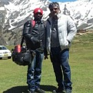 Ajith at Kullu Manali Shooting Spot