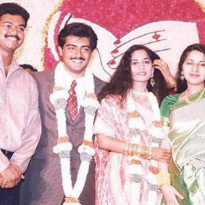 Ajith Shalini Wedding Photos