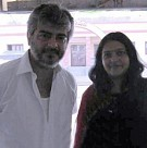 Ajith Siruthai Siva Movie Shooting Spot