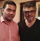 Ajith With Fans