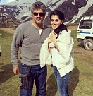Ajith with Taapsee