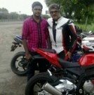 Ajiths Bike Ride from Chennai to Bangalore