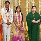 ALS Nachiappan Daughter Reception