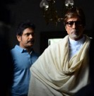 Amitabh shoots for Kalyan Ad with south stars