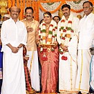 Anbalaya K Prabakaran's daughter wedding