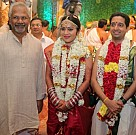Anchor Ramya & Aparajith Wedding