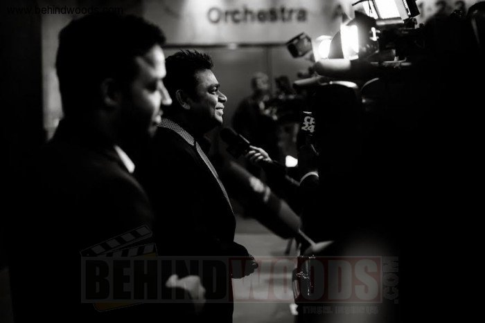 AR Rahman Launches Ideal Entertainment Production Company ...