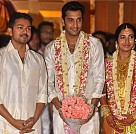 Arulnithi wedding