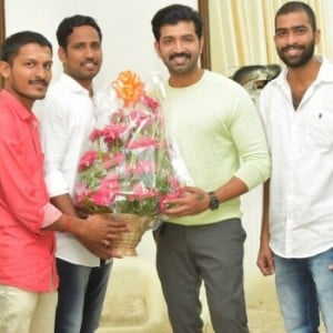 Arun Vijay Birthday Celebration