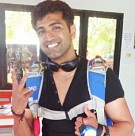 Arun Vijays Skydiving Trip