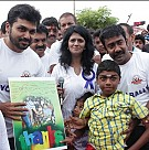 Awareness campaign about Muscular Dystrophy by Actor Karthi