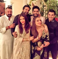 Bachchan's grand Diwali party 2016