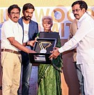 Balu Mahendra's Lifetime Achievement Award