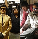 Behind the scenes with Rajini and Vijay Sethupathi
