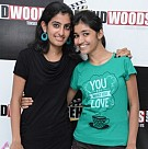 Behindwoods contest winners at the special screening of Diana