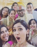 Benny Dayal Wedding
