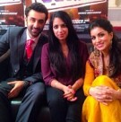 Besharam promotions at London