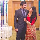 Bobby Simha - Reshmi Menon Wedding Reception
