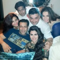 Celebraties' Diwali Celebration