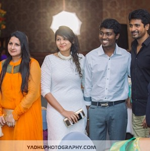 Celebraties Stills at Director K.S.Ravikumar daughter's