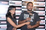 Celebrities at Behindwoods Special Screening of Arrambam