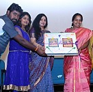 Celebrities at Chittu kuruvi Short film Launch