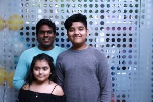 Celebrities At Harris Jayaraj's Studio H Launch