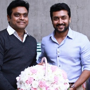 Celebrities At Harris Jayaraj's Studio H Launch