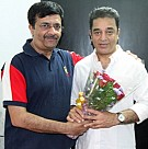Celebrities Greeting Kamal Haasan for Getting Padma Bhushan Award