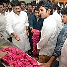 Celebrities Pay Homage To Srihari