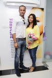 Celebs at 250th Naturals Salon Launch