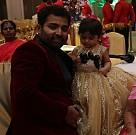 Celebs at baby Syamantakamani Ashvita's birthday