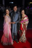 Celebs at Kush Sinha's Wedding Reception