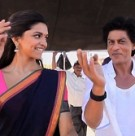 Chennai EXpress on Location