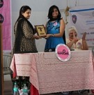 Chennai turns Pink at Stella Maris College