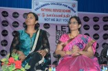 Chennai Turns Pink Launch in Valliammal College