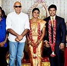 Cinematographer KS Selvaraj Daughter Marriage