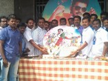 Coimbatore Vijay Fans Celebrate Jilla Audio Launch