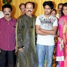 Crazy Mohan Son Wedding Reception