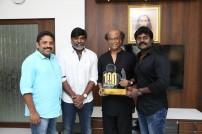 Dharmadurai Team Met Super Star Rajinikath