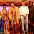 Diamond Babu Son Wedding Reception