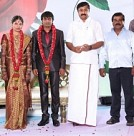 Director DM Jayamurugan Son Wedding Reception
