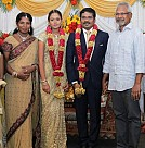 Director Kathir Wedding Reception