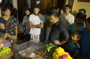 Homage to Director and Cinematographer NK Vishwanathan