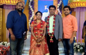 Director Nalan Kumarasamy Wedding