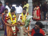 Director Rajumurugan Wedding
