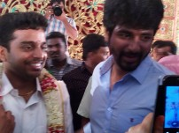 Director Ravikumar Rajendran wedding